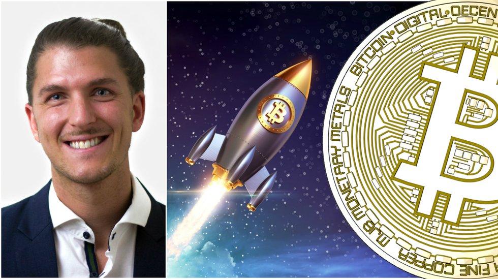 Veckans analys: Nu väntar alla på att bitcoin ska få ett utbrott.