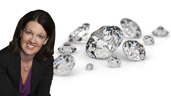 Échange sur les diamants