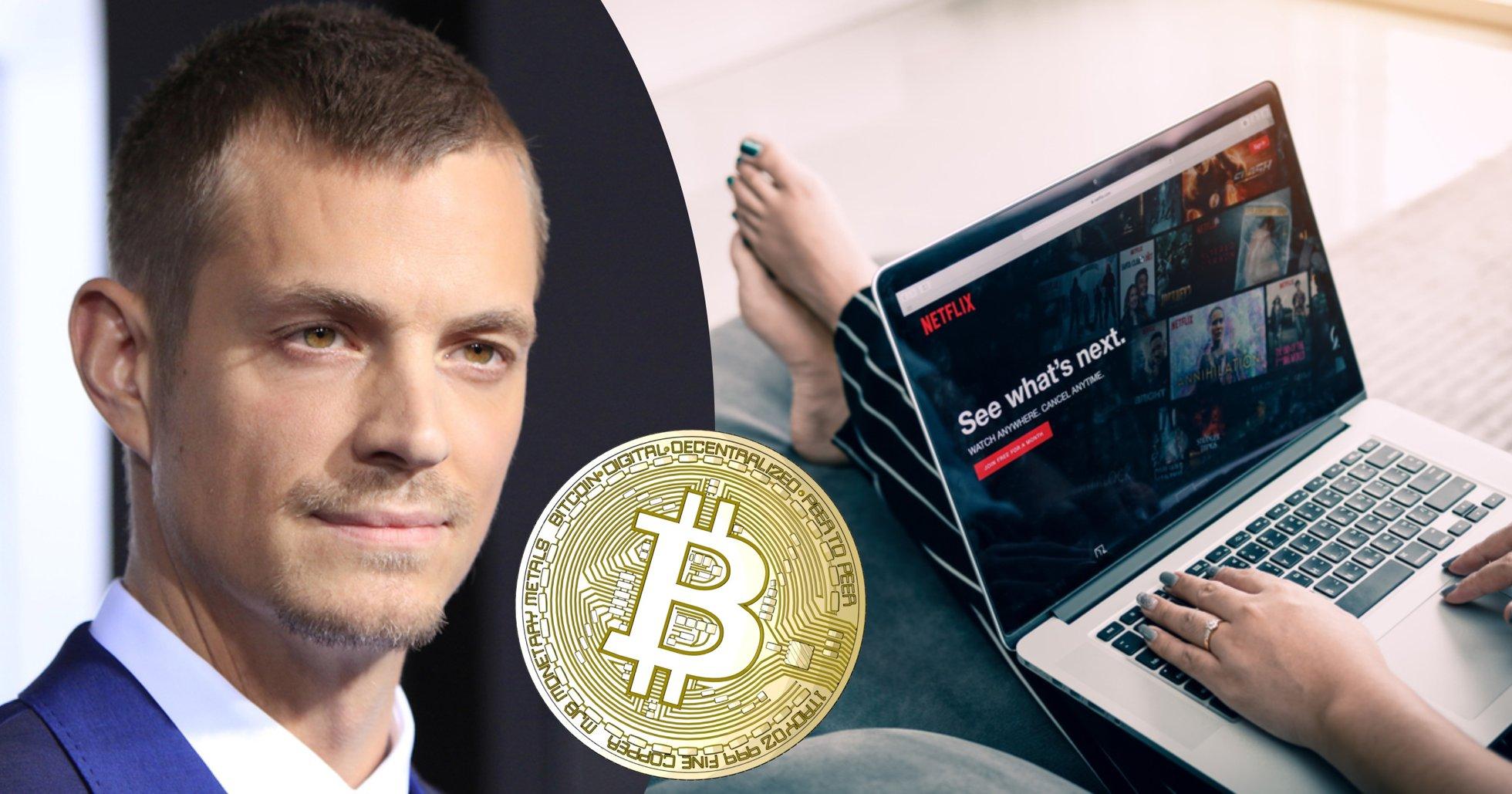 Netflix-serien Altered Carbon nämner bitcoin – men det är något som inte stämmer