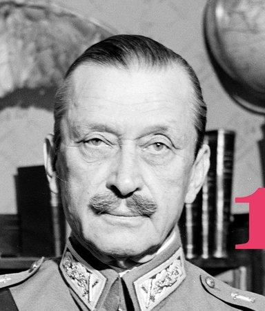Mannerheim –vem var han?
