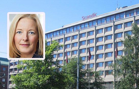 Scandic Hotels är en av Europas bästa arbetsplatser