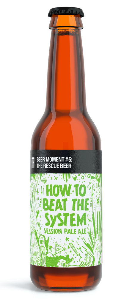 The rescue beer
