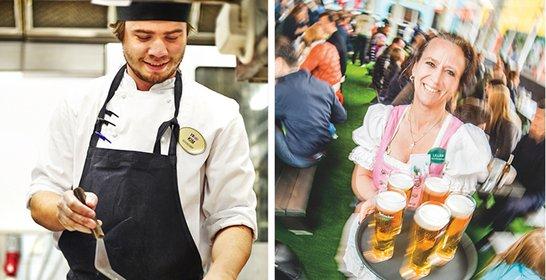 """Parks & Resorts: """"Utmaning att hitta restaurangpersonal"""""""
