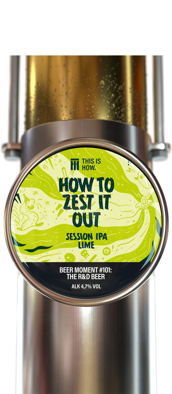 How to zest it out