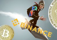 Daily crypto: Stagnant markets and new listing on Binance led to rally