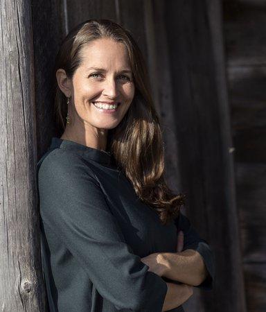 """Sofia Lundberg: """"Jag tillåter inte skitstövlarna att ta plats"""""""