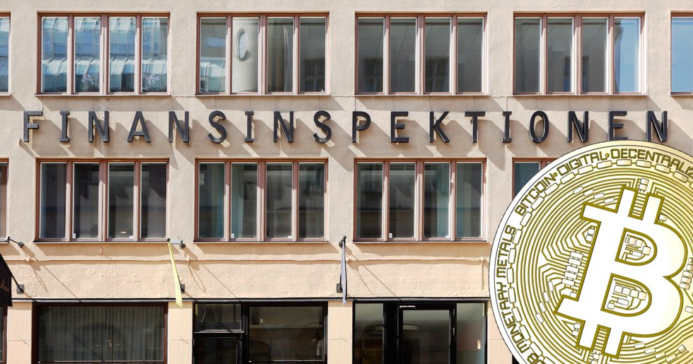 Finansinspektionen varnar för kryptocertifikat.