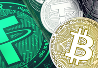 Crypto markets are declining while market cap of tether is increasing