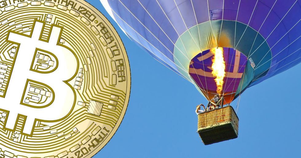 Bitcoin is rising – has increased hundreds of dollars in the last 24 hours.