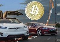 Efter jätteökning – nu ser Teslas aktiekurs precis ut som bitcoins megarusning 2017