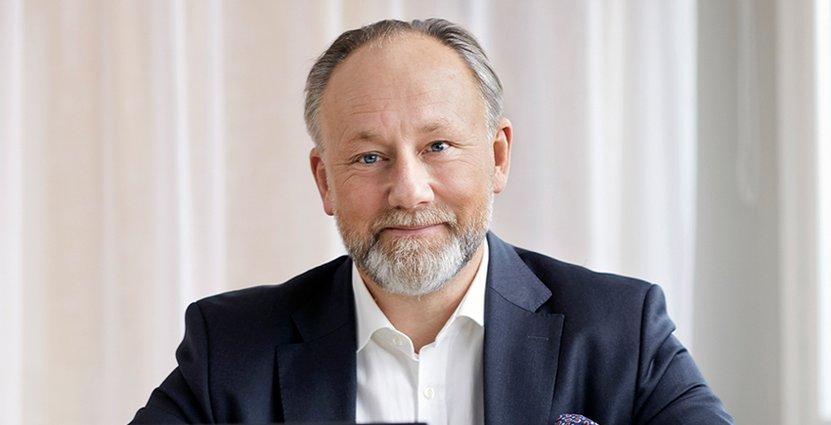Visitas vd Jonas Siljhammar välkomnar beslutet att sänka arbetsgivaravgiften för unga, men han vill se mer. Foto: Peter Knutson