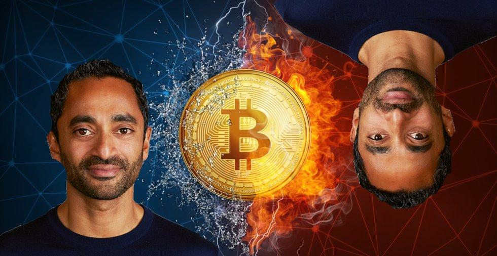 Dollarmiljardären: Om tio år kommer bitcoinpriset ligga på antingen en miljon eller noll dollar