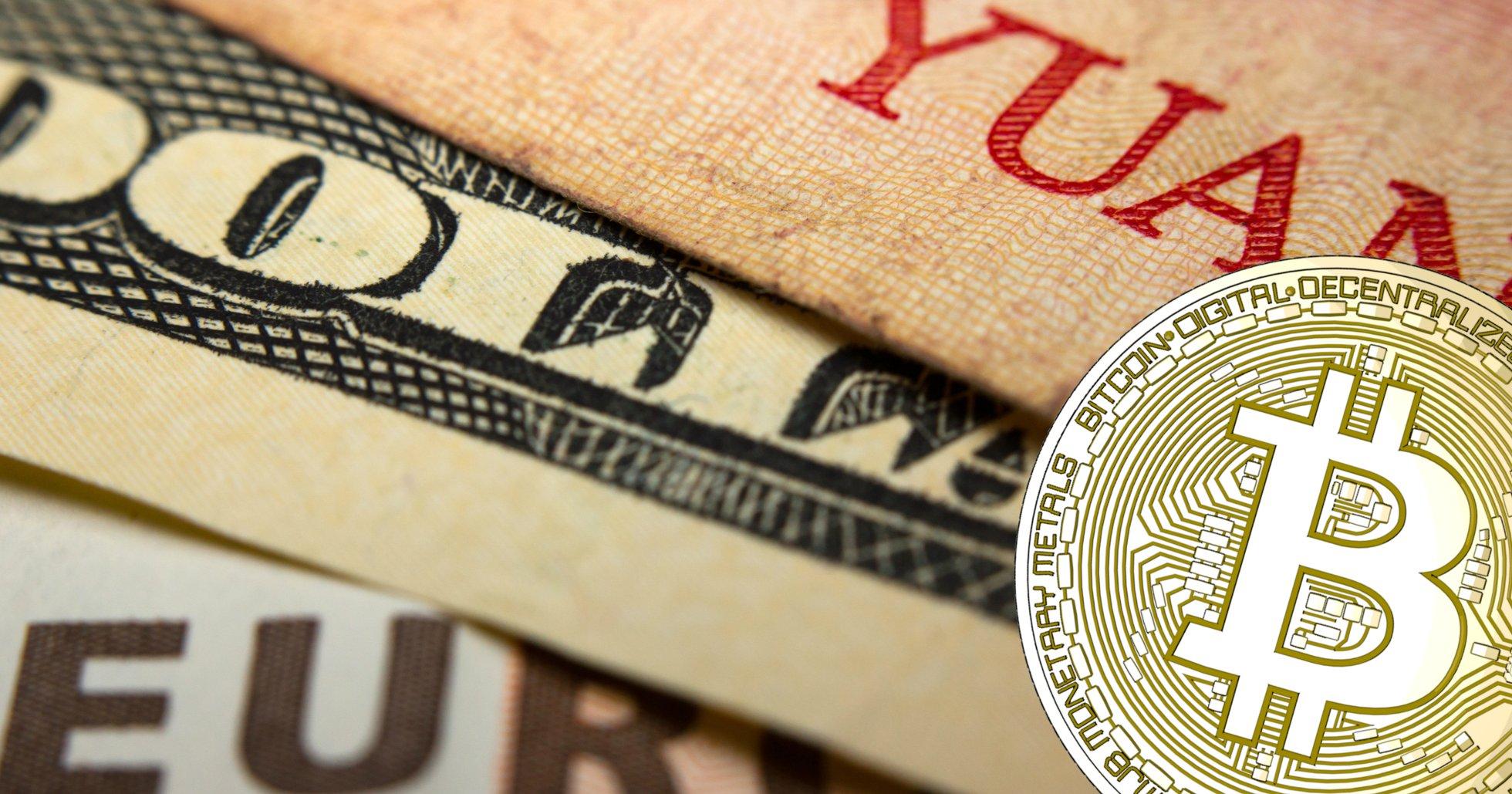 Bitcoin har redan nått 40 procent av den genomsnittliga livslängden för valutor.