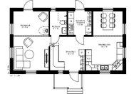 Se planritning för Villa Alderskär