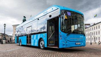 30 nya elbussar börjar köra i Göteborg