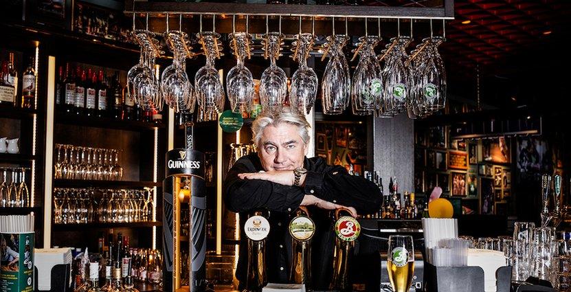 I dag har O'Learys vuxit till en internationell kedja med<br />  drygt 140 restauranger i 15 länder. Foto: Sanna Tedeborg