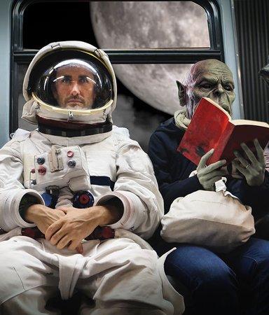 11 riktigt bra science fiction-böcker på svenska