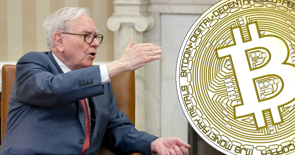 Warren Buffett says bitcoin and other cryptocurrencies will fail within five years.