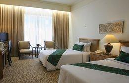 Glädjesiffror för hotellbranschen – växer starkt