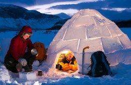 Arktiska Sverige ska locka utländska turister
