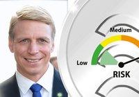 Finansmarknadsminister Per Bolund: Facebooks
