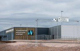 Sälens flygplats skapar nya jobb