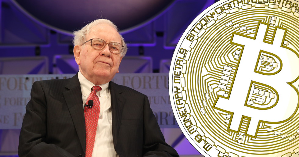 Crypto entrepreneur pays $4.57 million to have lunch with Warren Buffett.