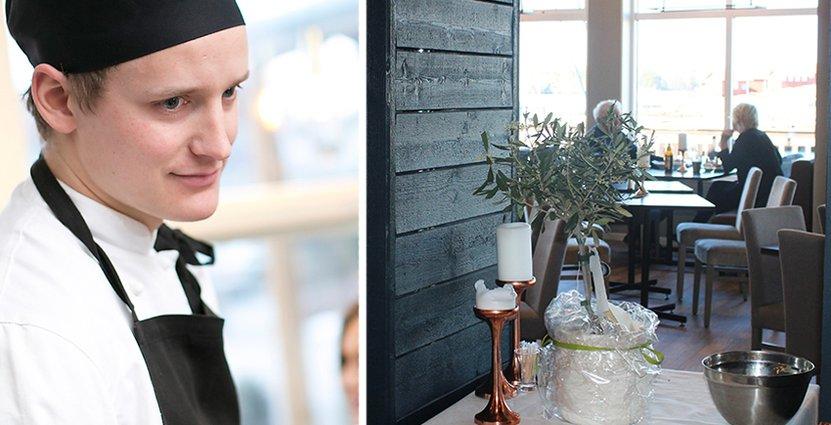 Med det nya restaurangkonceptet ska köksmästare Dennis Augustsson locka flera gäster.