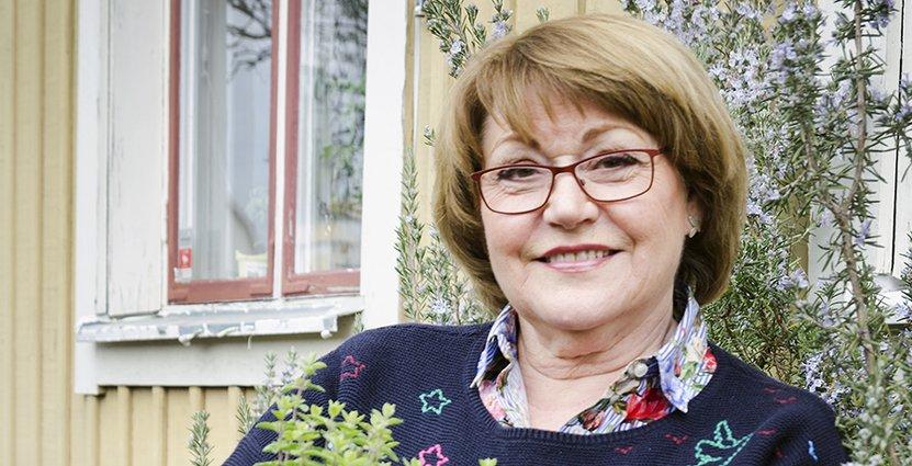 I sommar är Karin Fransson ledig. Foto: Kristina Wirén