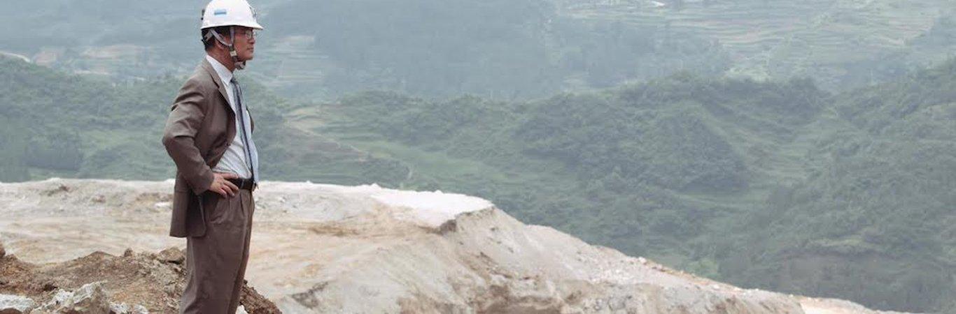 灵活的磷矿开采