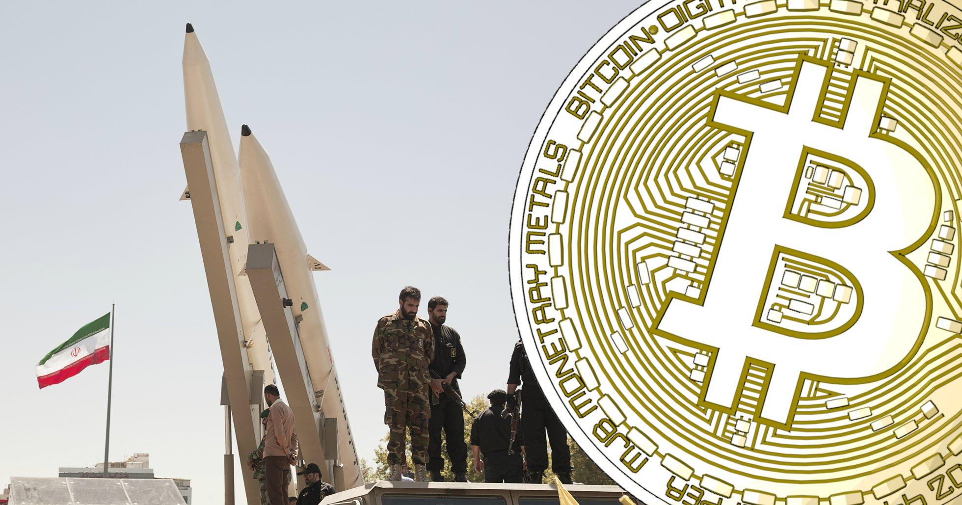 Priserna på guld och bitcoin stiger efter Irans attack på amerikanska baser i Irak.
