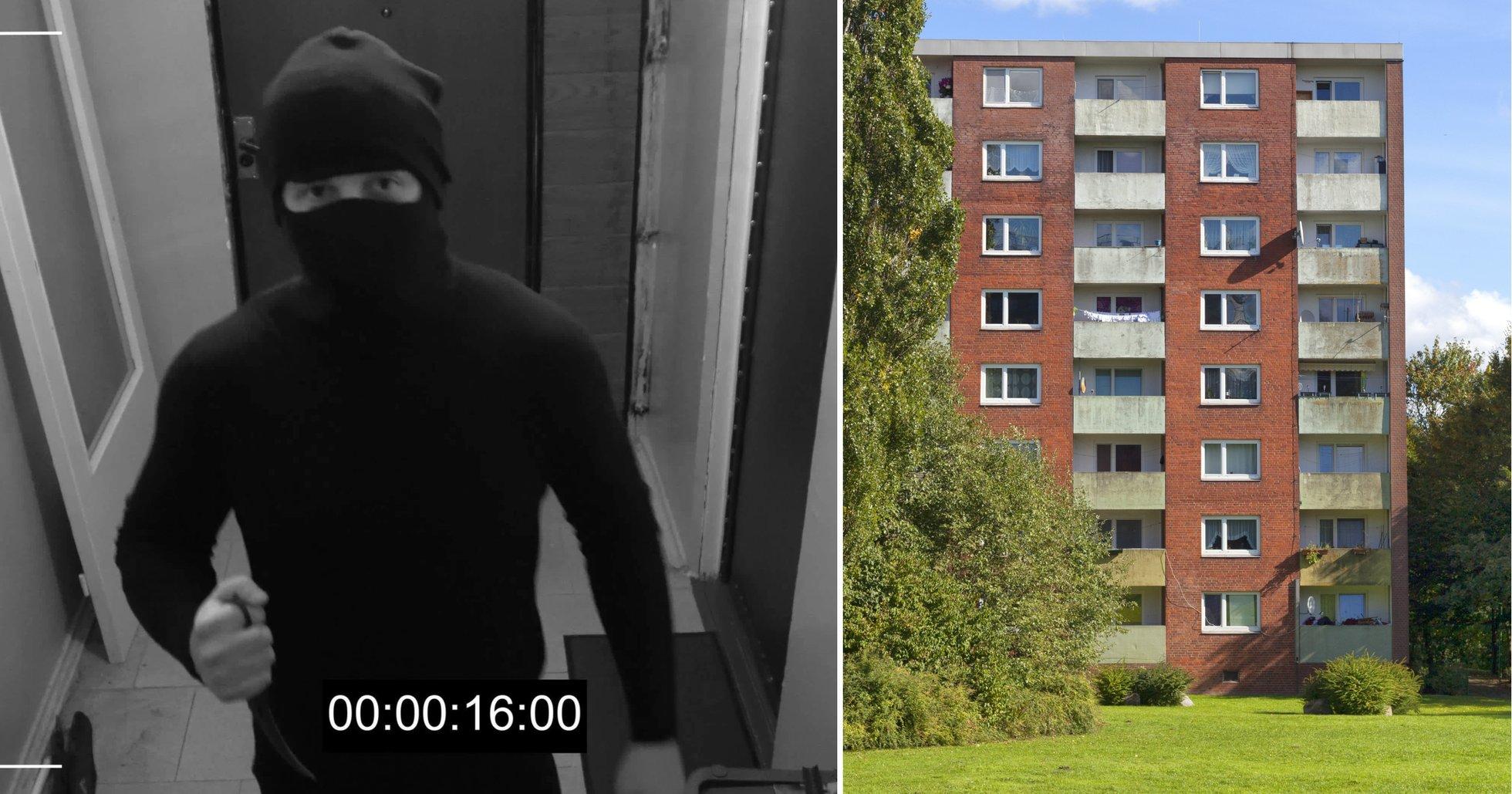 Bitcoinmiljonär uppsökt av rånare med hagelgevär – flydde genom att hoppa från balkongen.