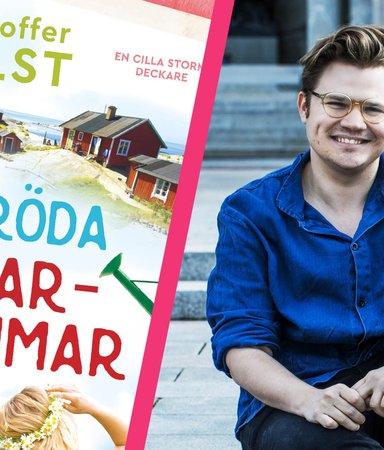 Feelgoodstjärnan Christoffer Holst: Så kombinerar jag mord med mys