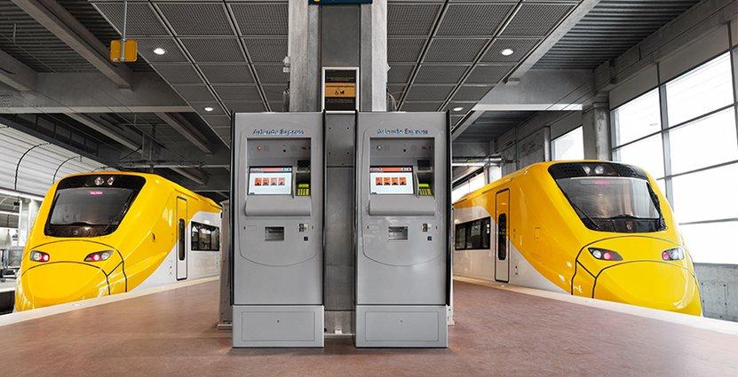 Arlanda Express Niklas Alm