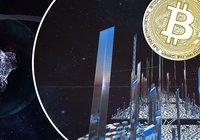 Dagens coolaste: Nu kan du se bitcoins blockkedja – i 3D