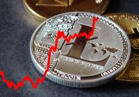 Kryptomarknaderna stiger – litecoin har ökat 10 procent det senaste dygnet