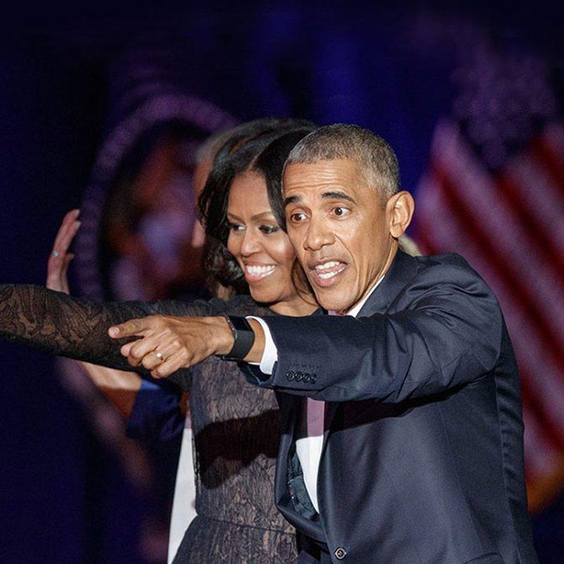 10 livsråd av Michelle och Barack Obama