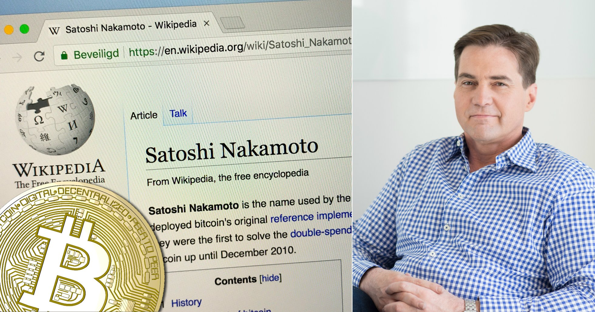 Interview with bitcoin Satoshi Vision (bitcoin SV) founder Craig Wright.
