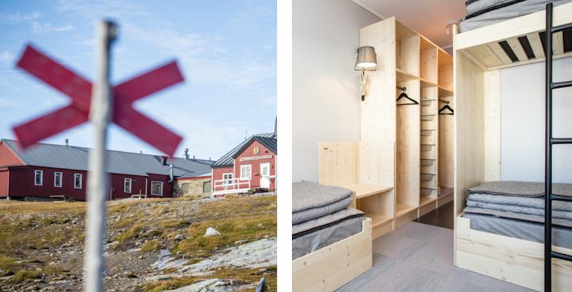 Jämtlandstriangeln med Blåhammaren och Storulvåns fjällstationer öppnar upp under begränsade former. Foto: Anette Andersson