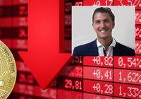 Analys: Bitcoin håller sig hyfsat stabil trots fallande finansmarknader