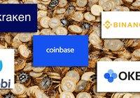 Ny data visar: Fem kryptobörser sitter på 10 procent av alla bitcoin