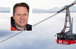 """Skistars vd om VM: """"En unik möjlighet att skapa värde """""""