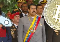 Kryptodygnet: Röda siffror och Venezuelas president höjer priset för valutan petro
