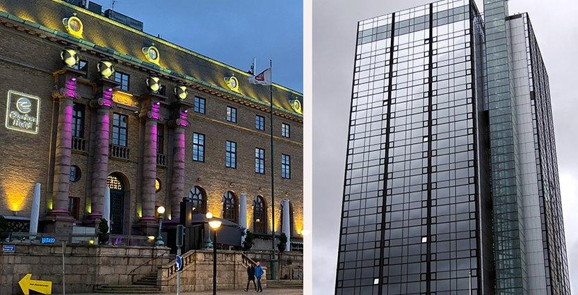 Beläggningsgraden minskade avsevärt på storstadshotellen under vecka 10. Foto: Colourbox
