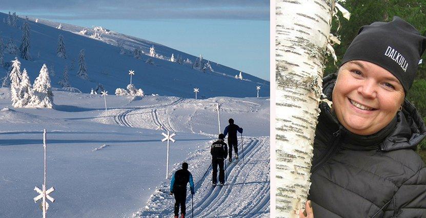 Sälen ochIdre har förtjänat miljömärkningen Hållbar destination. Foto: Göran Wallin