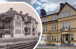 Stark lokal prägel på nya Orsa Järnvägshotell