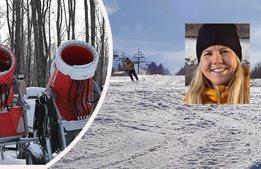 Så kan sydliga skidanläggningar möta klimatförändringarna