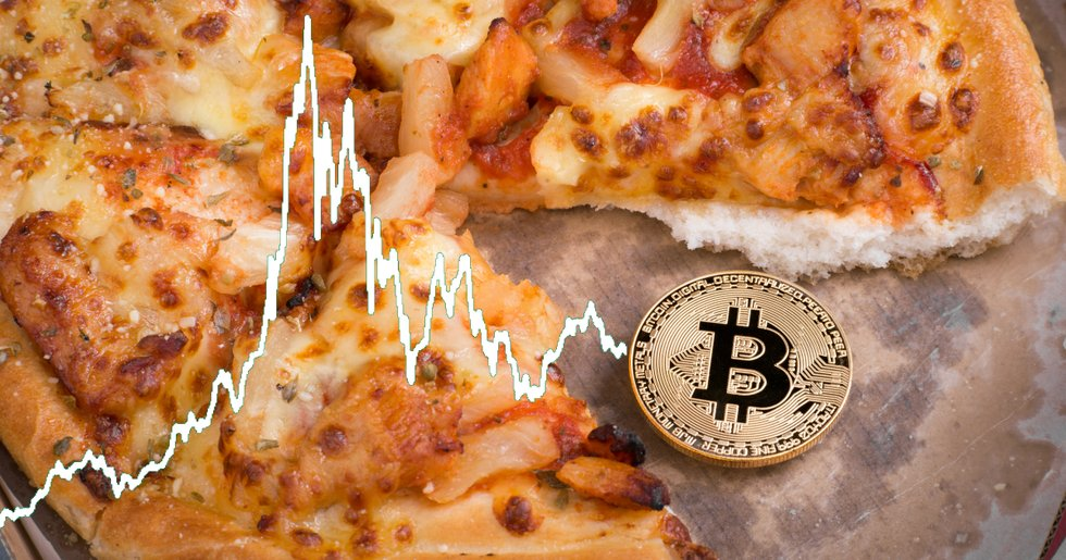 Today it is eight years since someone bought pizza for 10,000 bitcoins.