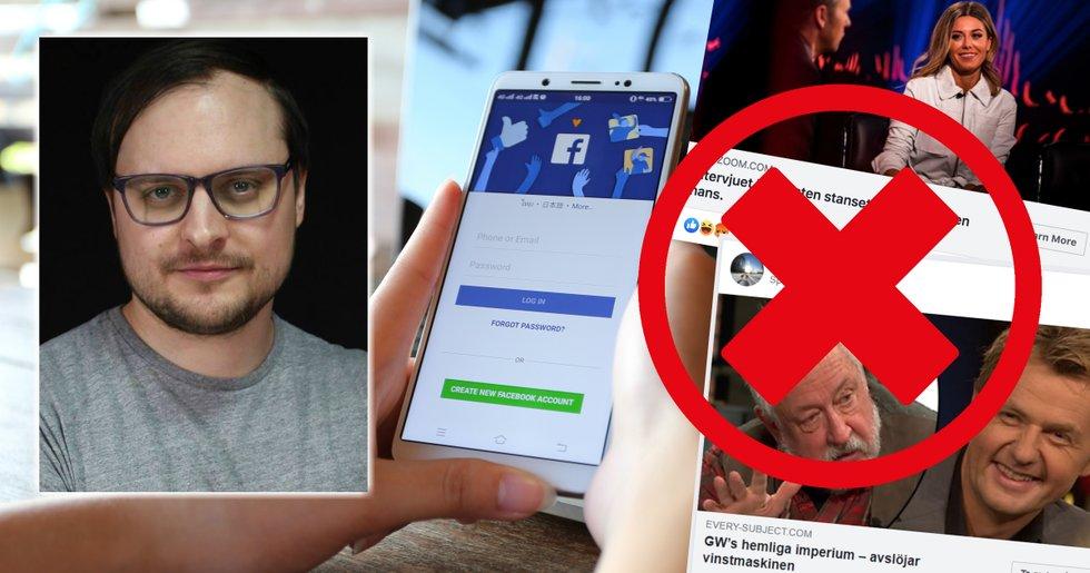Bitcoinbedrägerierna på Facebook ökar – det är dags att företaget börjar granska alla annonser manuellt.
