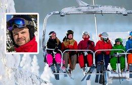Tuffare åkning väntar i Romme Alpin